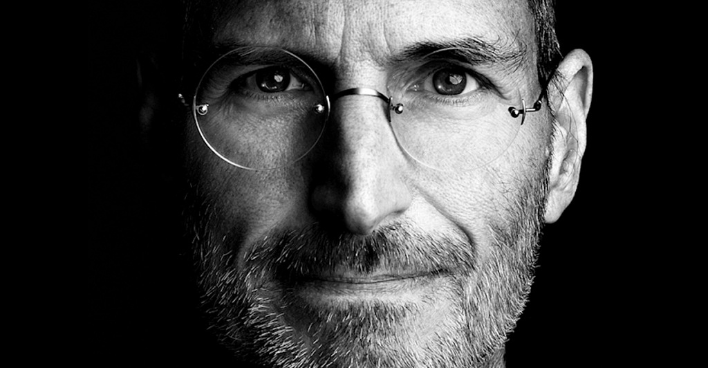 And here is Steve Jobs, the entrepreneur who changed the PC industry