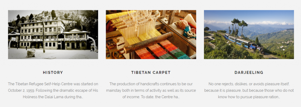 Tibetan Carpets About Us